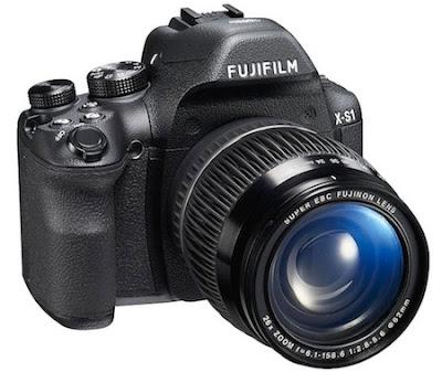 Fujifilm X-S1 Digital Camera Firmware Latest Driverをダウンロード