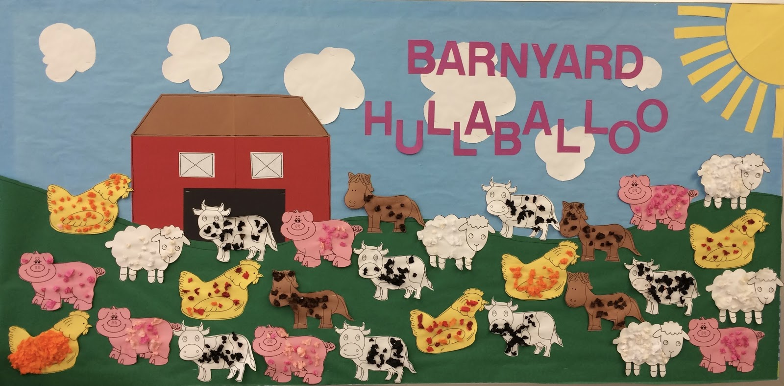 Miss Pelletier S Preschool Blog Farm Unit