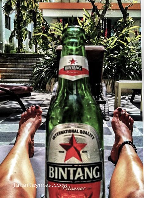 La cerveza Bintang en Bali