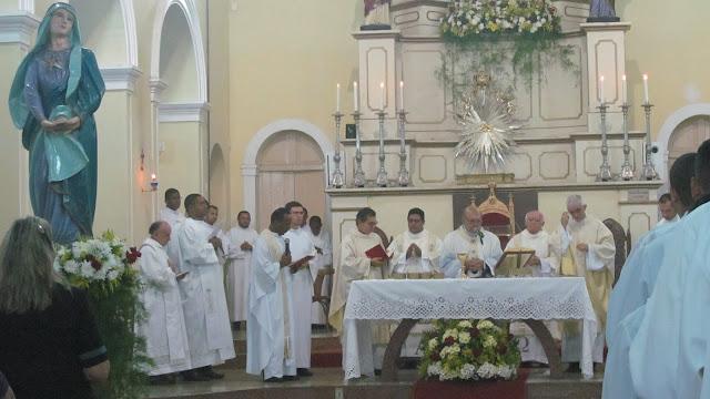 Missa solene Nossa Senhora das Dores -2018