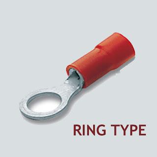 ring type lug, types of lugs, cable lug size, cable lug type