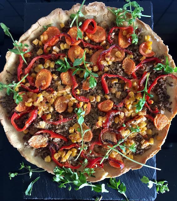 Farbenfrohe Sonnenblumen-Pizza, Rezept glutenfrei & vegan, Sunflower Family, Minimalismus: Zubereitung einfach + schnell, Healthy Food Style, Blog, Rezeptinspirationen für jeden Tag, gesund und lecker, Rezeptideen, schnelle Rezepte, entdecken, leicht