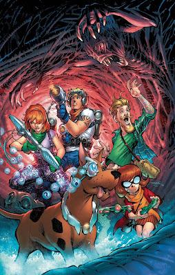 """ביקורת: """"Scooby Apocalypse #1"""""""