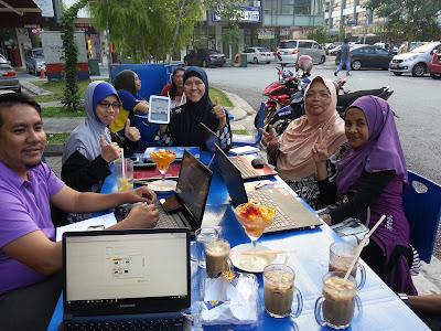 Belajar SEO dari Puan Siti Mardiah