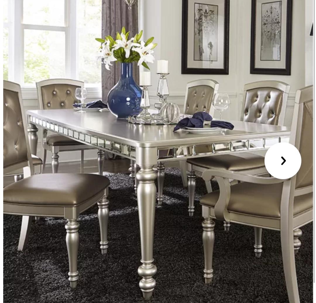 wayfair dining room set.