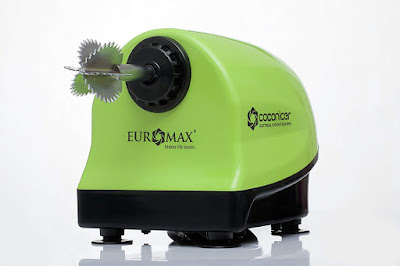 Euromax Electric coconut Tools