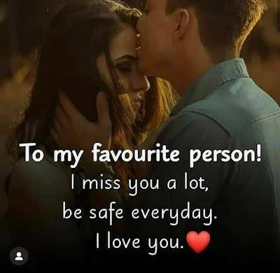 i love you status