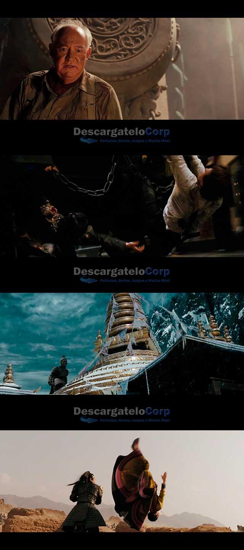 La momia - La tumba del emperador dragón (2008) HD 1080p Latino Dual