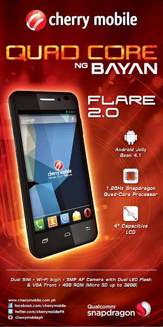 cherry mobile flare 2.0