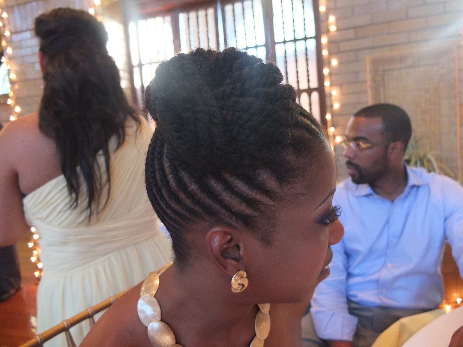 African American French Roll Hairstyles ...