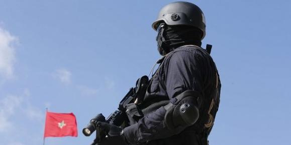 """Marruecos, un régimen delincuente que """"coopera"""" con Europa en la lucha contra el terrorismo, la inmigración ilegal y el narcotráfico."""