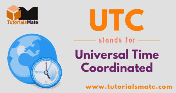 UTC Full Form