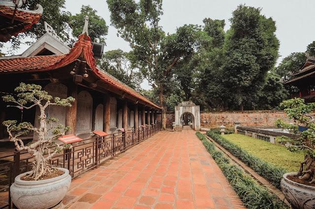 Van Mieu - Quoc Tu Giam: the first university in Vietnam 2