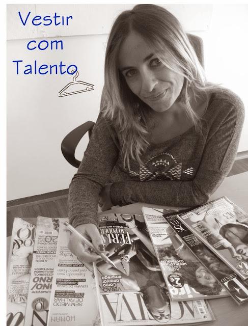 Vestir com Talento, by Maria Ventura