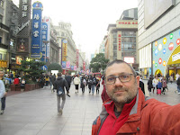 shanghai diario viaggio