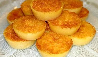 Queijadas-de-laranja