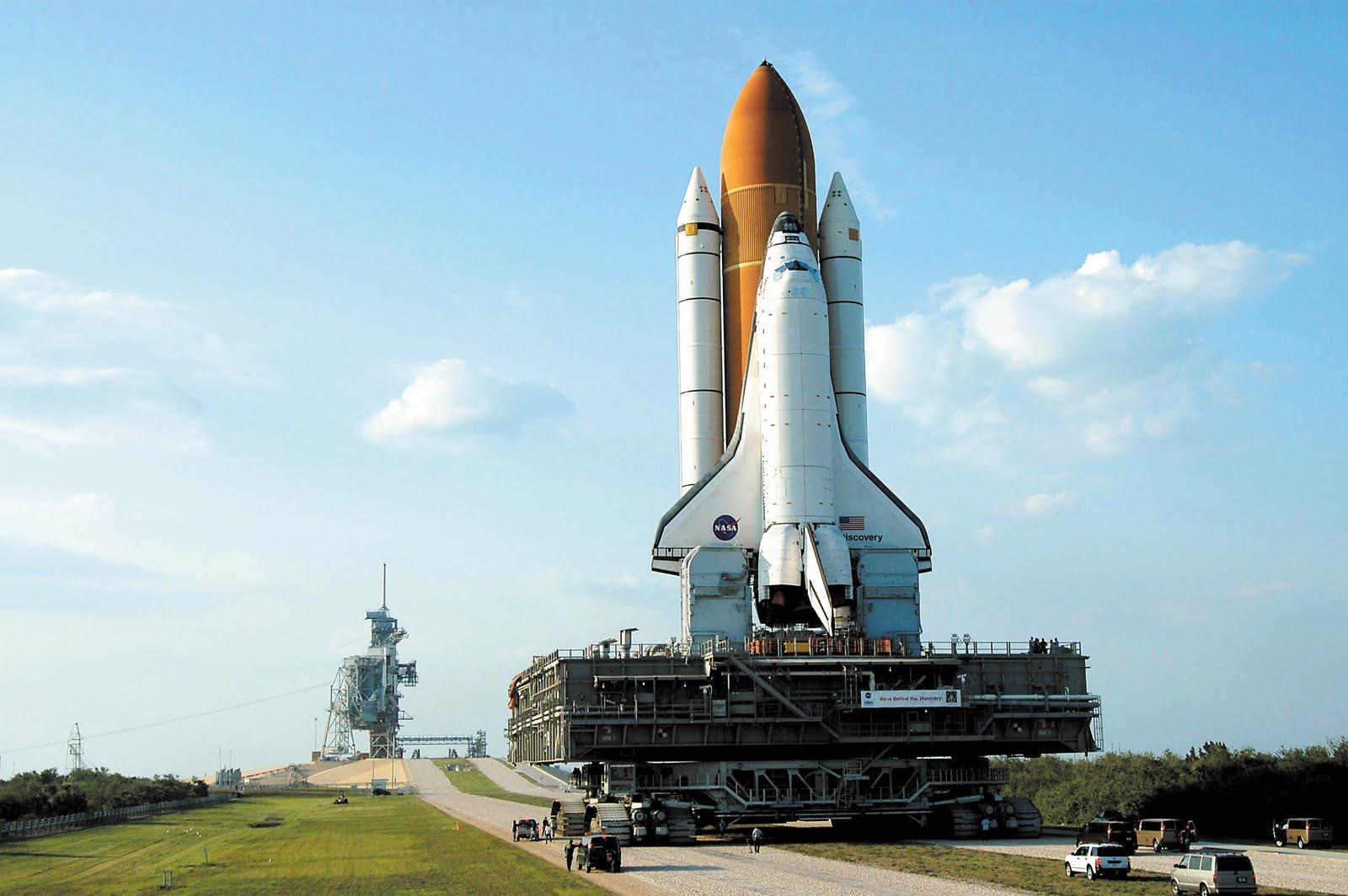 the man cave: Space Shuttle Atlantis