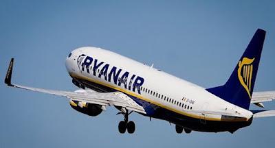 RyanAir прекращает сотрудничество с Украиной