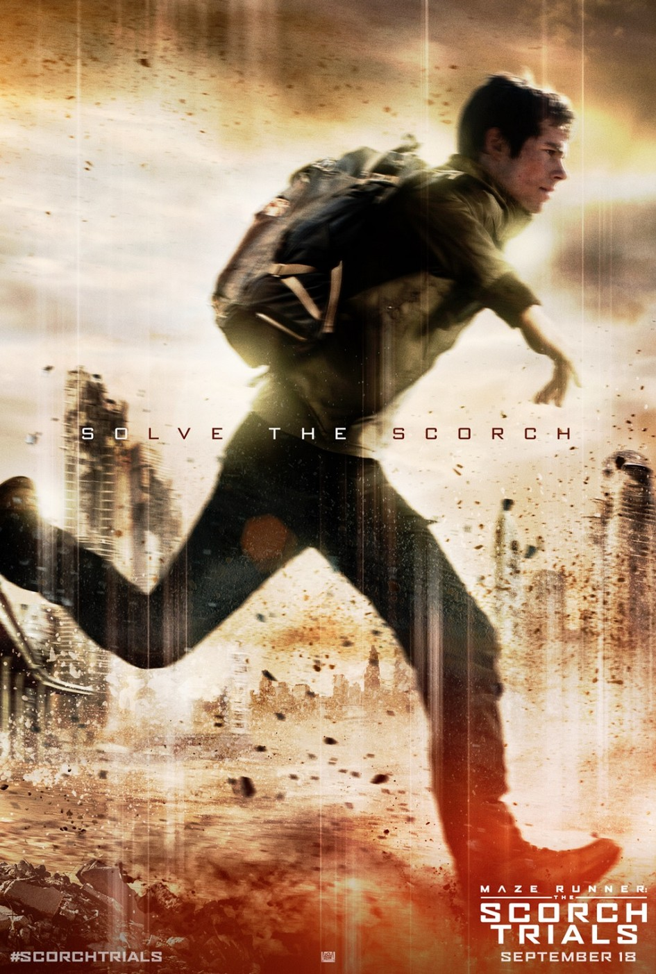 Scorch trials movie release date : James and the giant peach