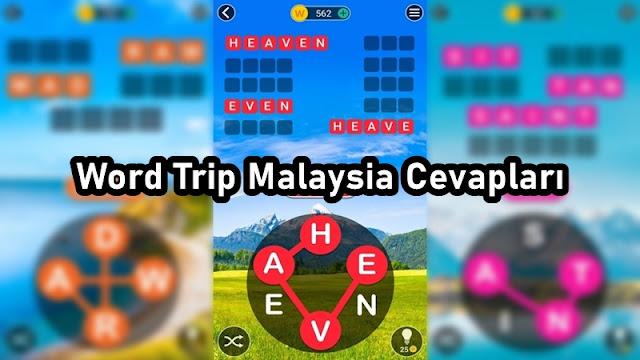 Word Trip Malaysia Cevaplari