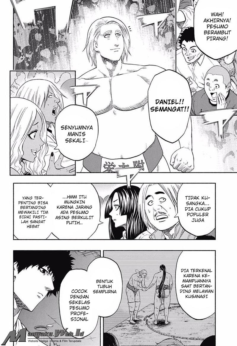 Hinomaru Zumou Chapter 143-2