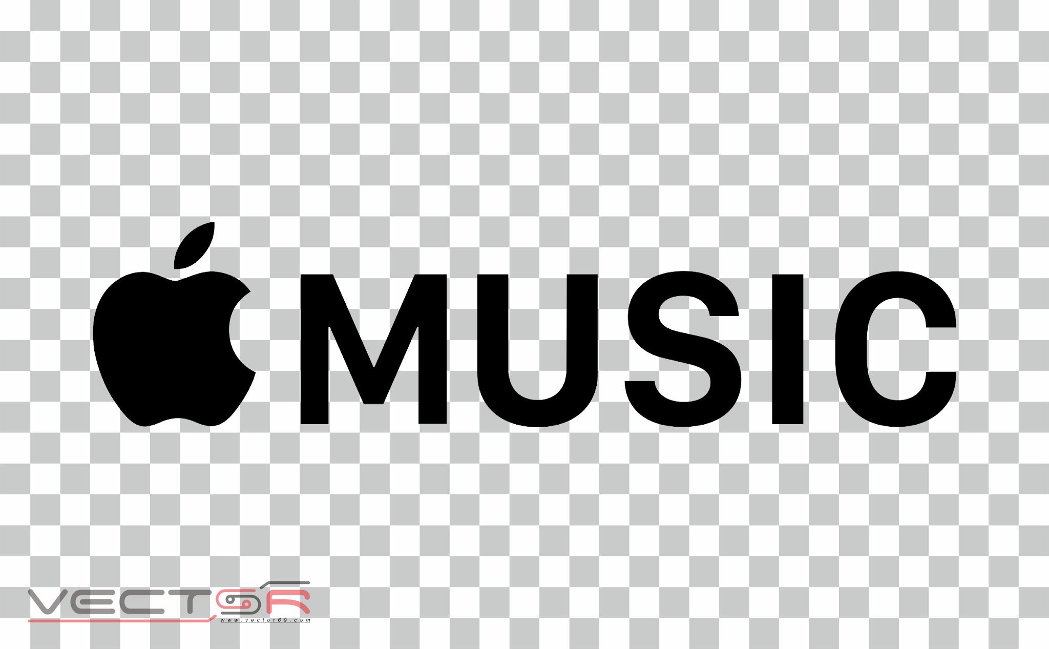 Apple Music Logo - Download Vector File AI (Adobe Illustrator)