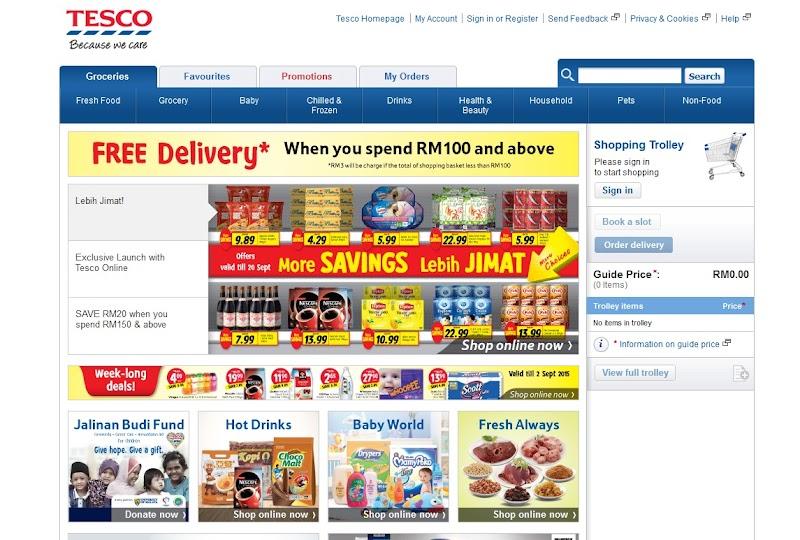 Shopping Barang Dapo Online