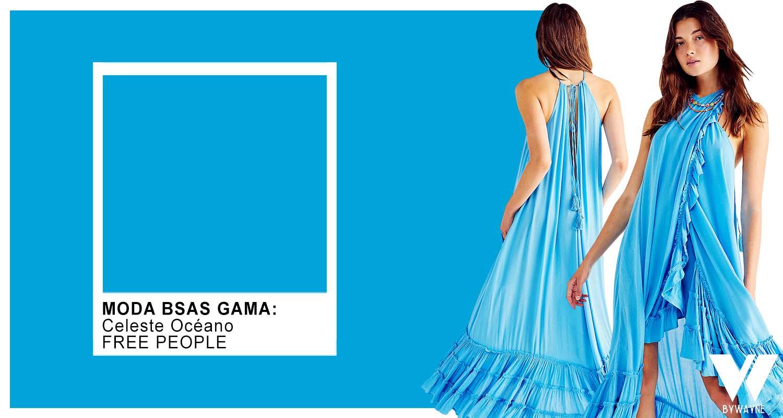 celestes primavera verano 2022 moda vestidos de colores de moda