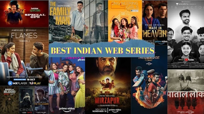 18 Best Indian Hindi Web Series in 2021