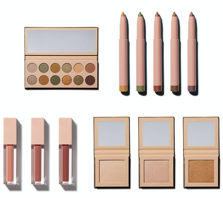 KKW Beauty Camo Collection