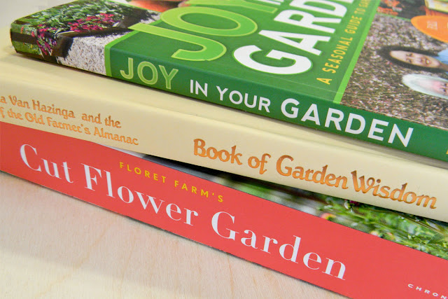 joy in your garden, book of garden wisdom, cut flower garden