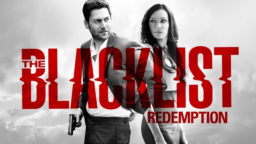 The Blacklist - Redemption 2017 Série 720p HD Webdl completo Torrent