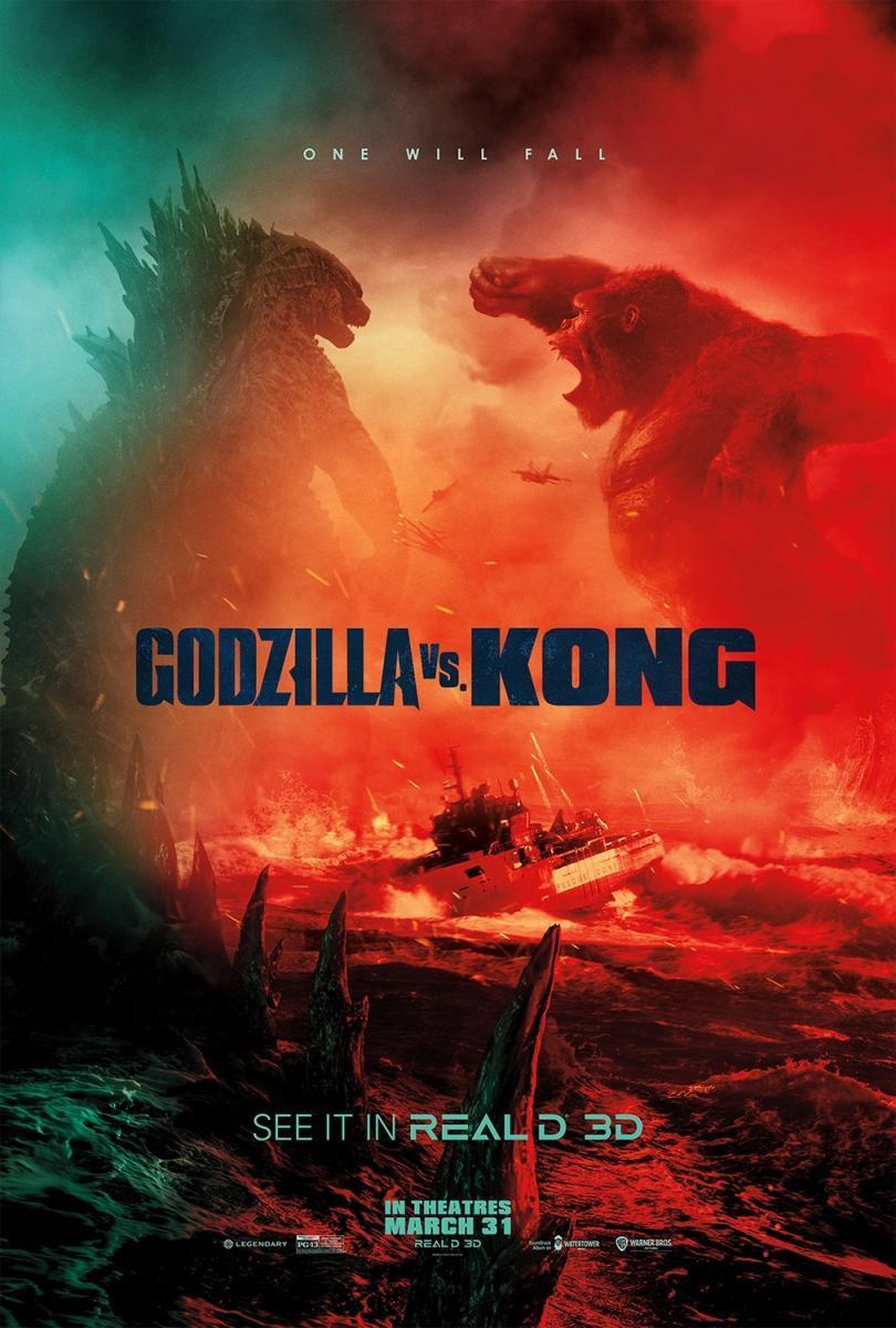 Godzilla vs. Kong 2021