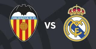 Resultado Valencia vs Real Madrid liga 19-9-21