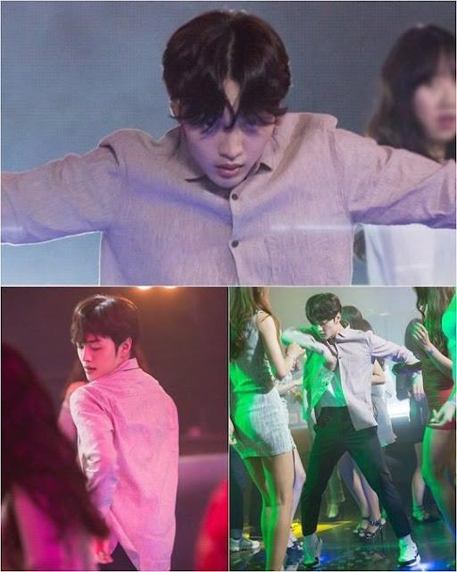 di klub Kim Min Jae