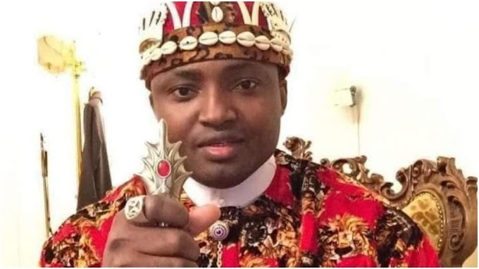 Nnamdi Kanu: Biafra struggle has entered very dangerous phase – Simon Ekpa