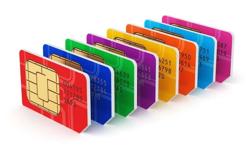 sim-kart-türleri-nelerdir