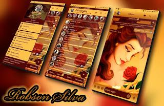 Rose & Bella Girls Theme For YOWhatsApp & Fouad WhatsApp By Robsson