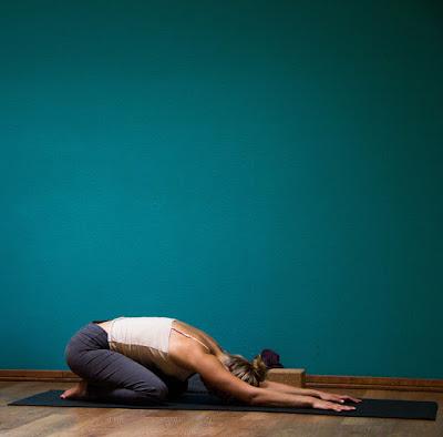 Yoga Alltag