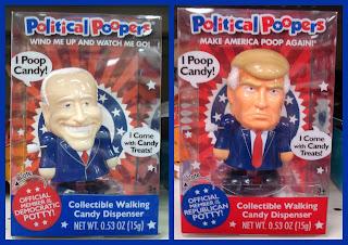 Bobble Heads; Political Poopers; Pooping President; Pooping Toys; President; President Biden; President of the USA; President Trump; Pumpkins; Ridin' With Bidin; Skeleton Novelties; Skeletons; Small Scale World; smallscaleworld.blogspot.com; Solar Powered Toys; Spooky Solar Dancer; Spooky Village; Trump-Biden; Trumpundbrexit;