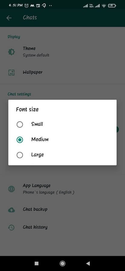 whatsapp-font-change-kaise-kare