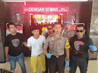 Pembacok Dulhari dan Niman Berhasil Diringkus Tim Cobra Polres Lumajang