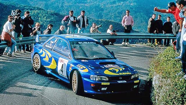 【鍵盤車訊】熱血好爸爸的指標選項 --- Subaru Levorg - 與車迷緊密連結的拉力賽場