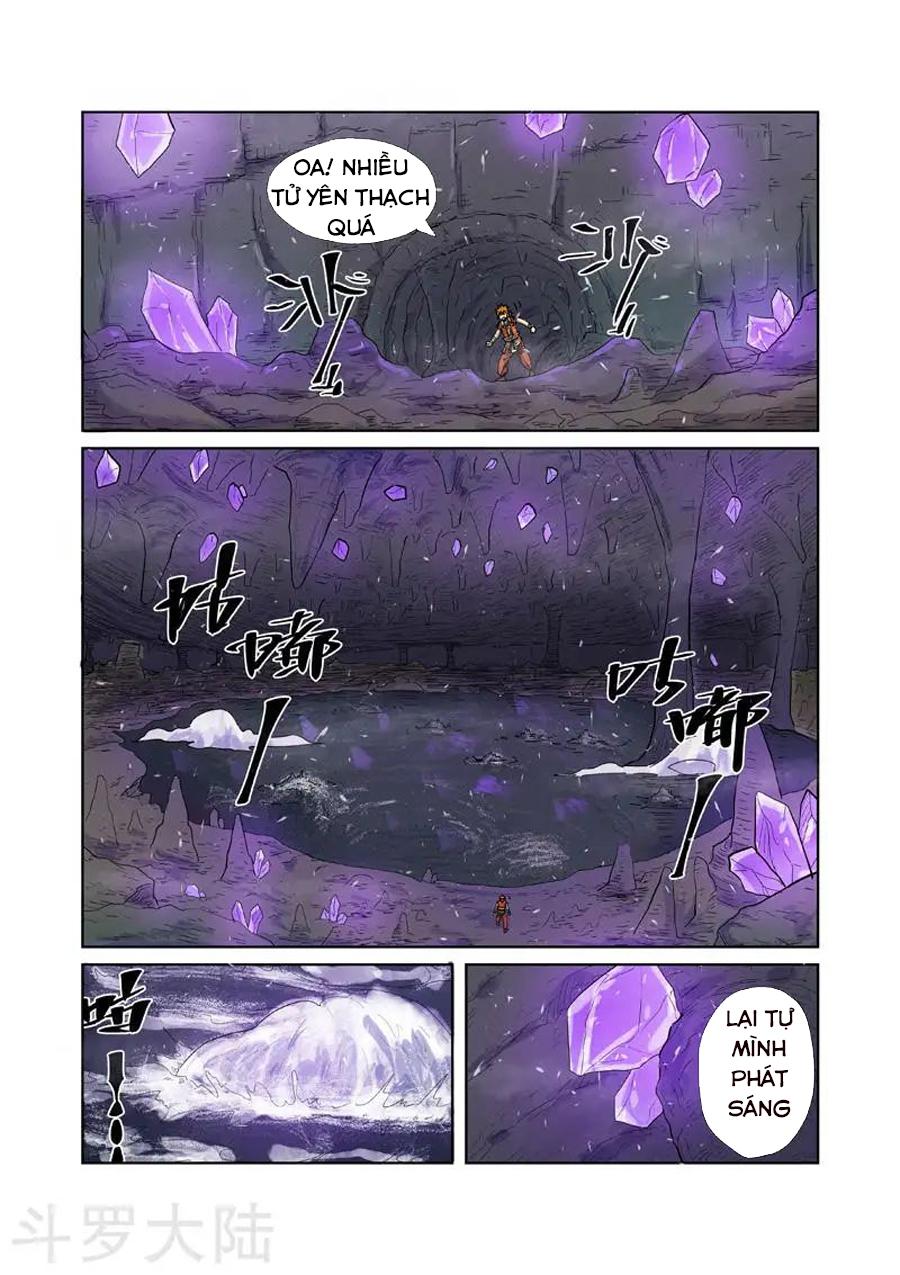 Yêu Thần Ký Chap 2225 page 4