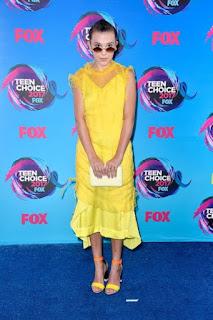 vestido amarelo millie