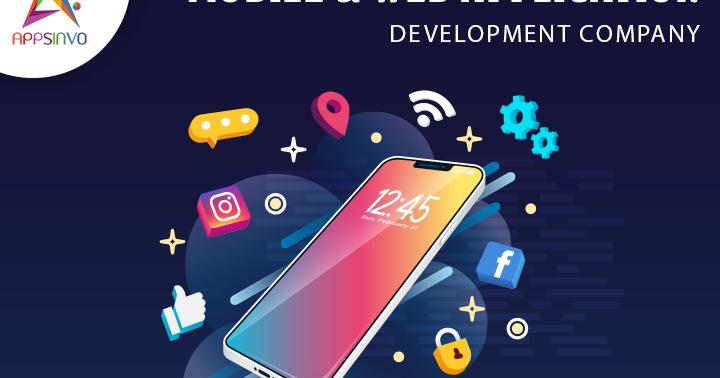 Appsinvo    Top Mobile Apps Development Company in India