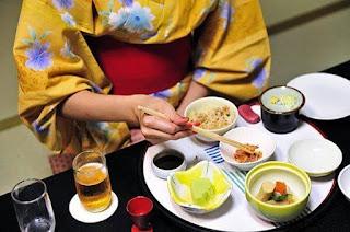 6 Makanan Rahasia Panjang Umur Orang Jepang