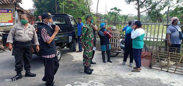 Gusgas Pedan beri Himbauan ke warga tentang jaga jarak