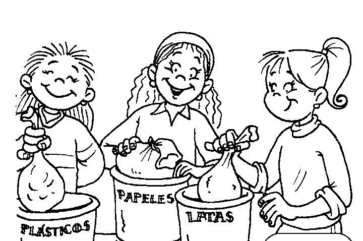 Reciclando para pintar