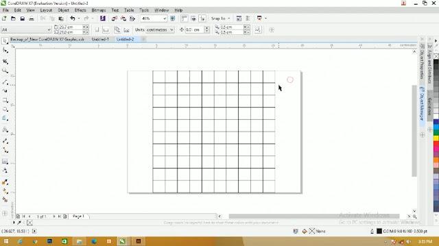 Free File : Cara Membuat logo Keren Jasa Jelajah Illustrator Dan Corel